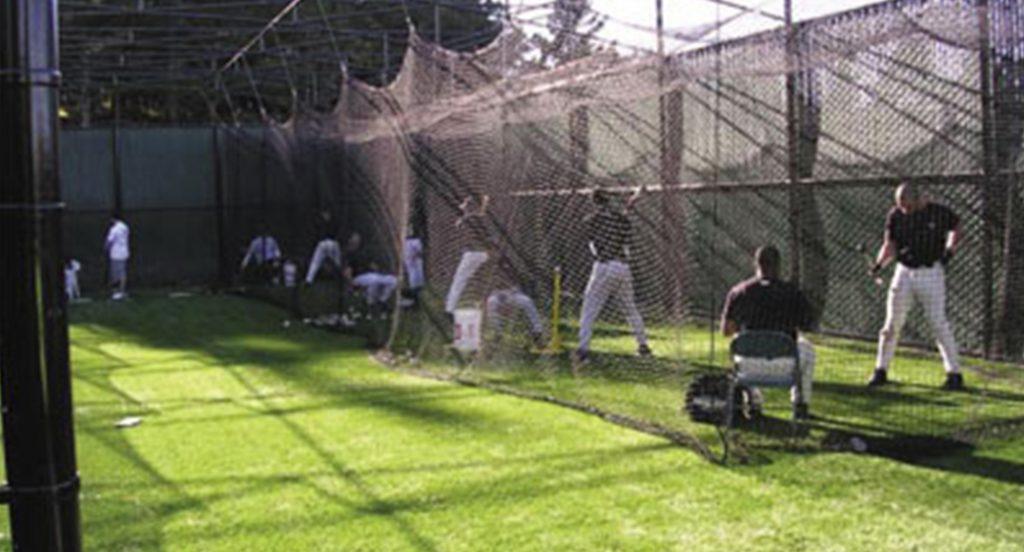 Athletic Screening, Netting, and Padding