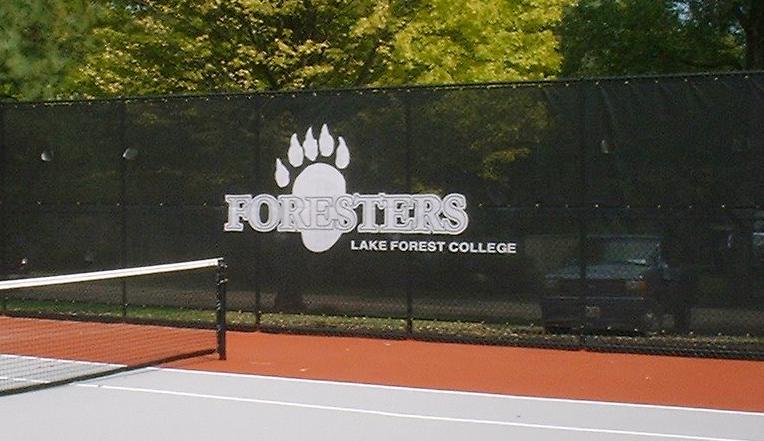 Better Tennis Screen Logos & Letters