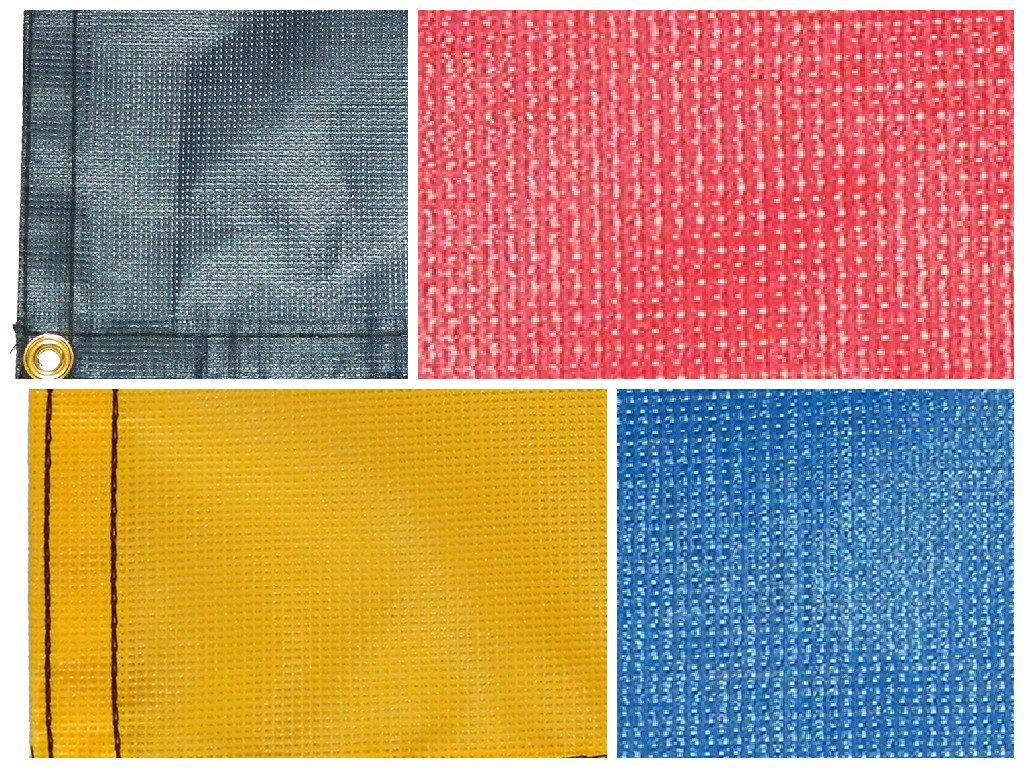 More Athletic Fence Screen Material Choices