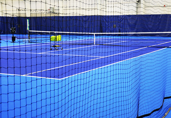 Get More Indoor Court Choices