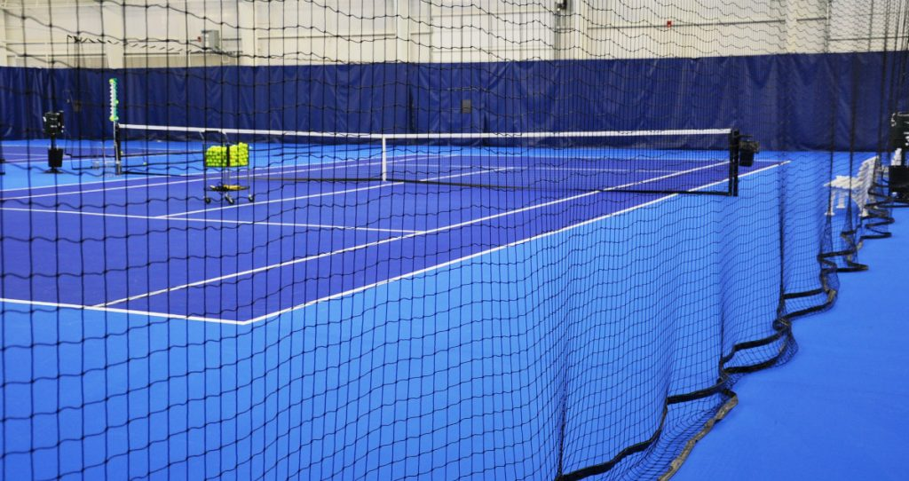 Get Updated Indoor Tennis and Athletic Catalog