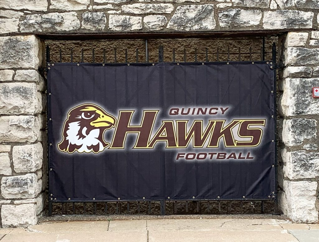 New Project: Digitally Printed Athletic Windscreen