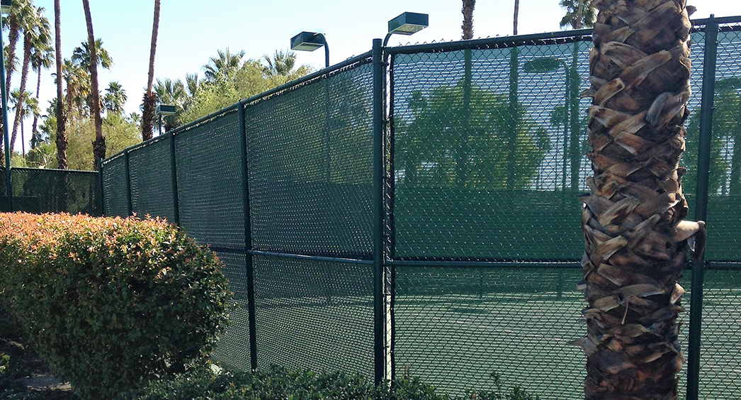 Tennis Windscreens All Court Fabrics Tennis Court Wind